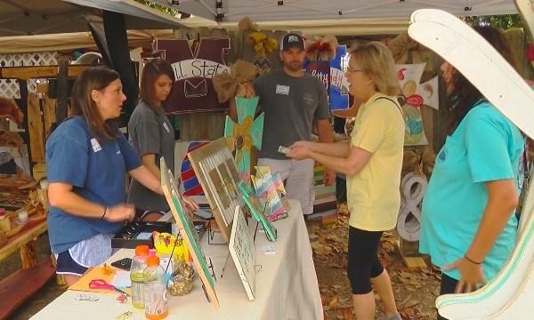 Canton Flea Market brings visitors, revenue to town (Image 1)_15452