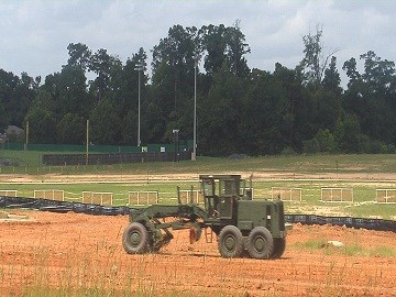 Ms National Guard pave parking lot in Petal (Image 1)_11500