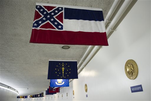 Charleston Shooting-Confederate Symbols-States_13758