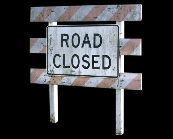 road closure_27126