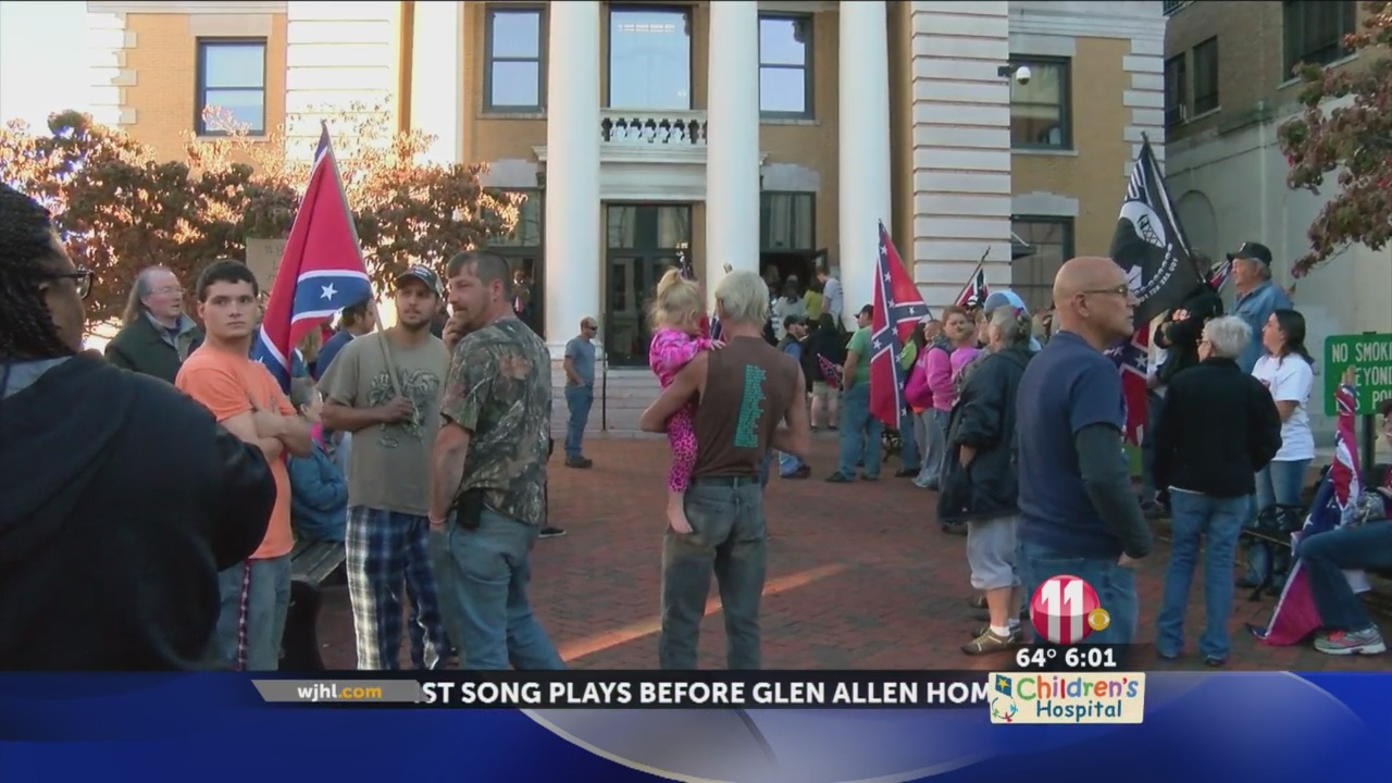 Flag Protest_80545