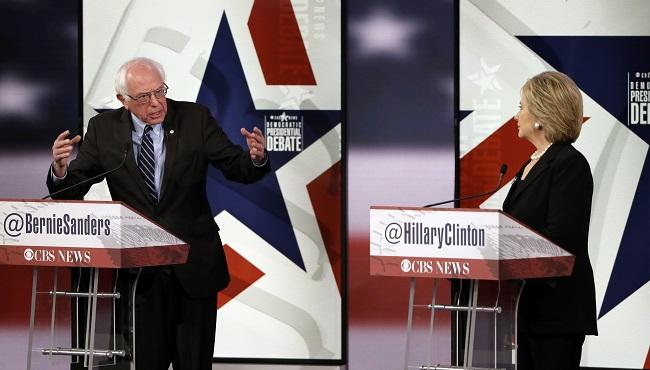 Bernie Sanders, Hillary Rodham Clinton_95001