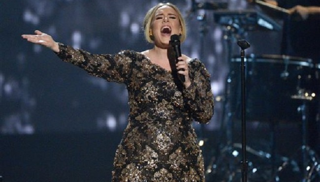 Adele Live In New york City - 2015_113450