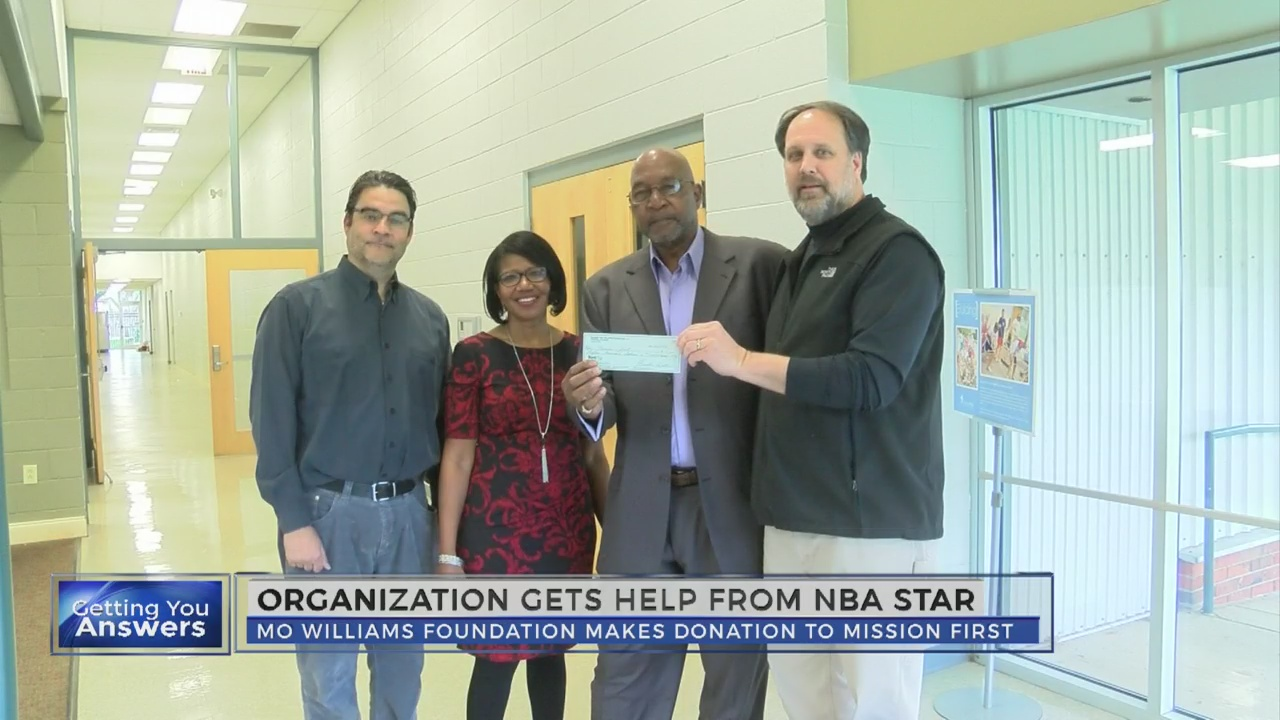 Mo Williams donation_117782
