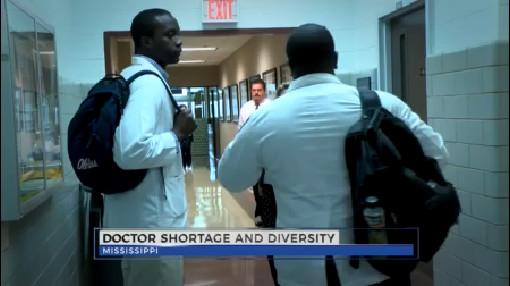 Shortage of Black Male doctors_110878