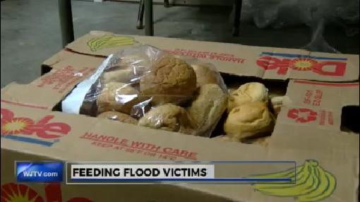 Vicksburg church feeds flood victims_127361