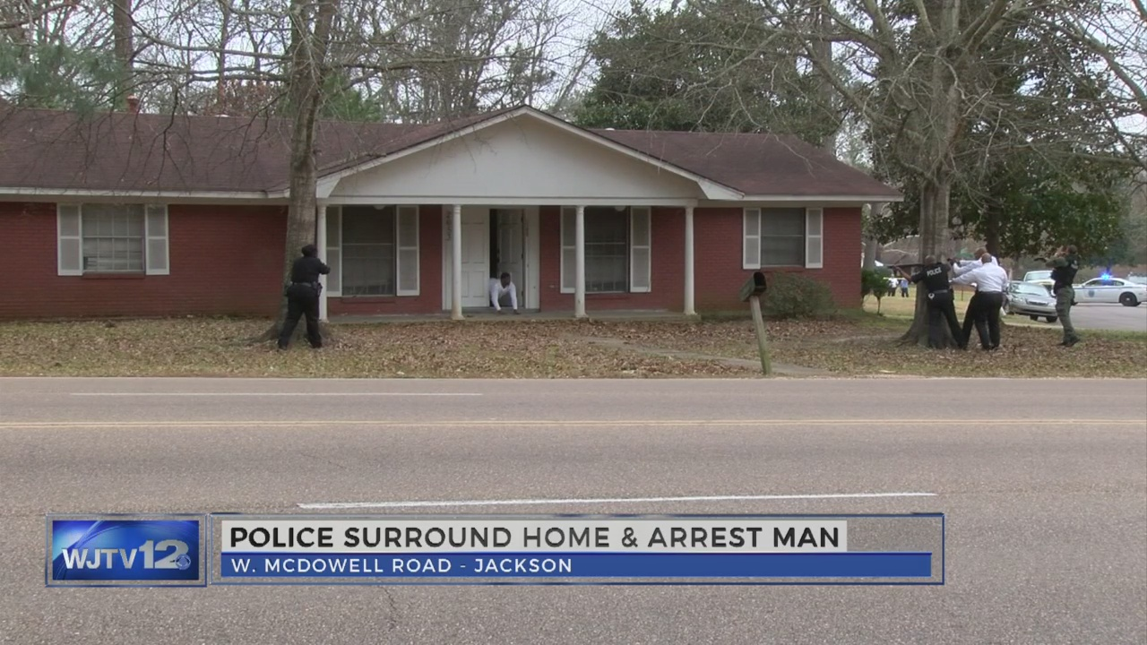 JPD surrounds house_140216