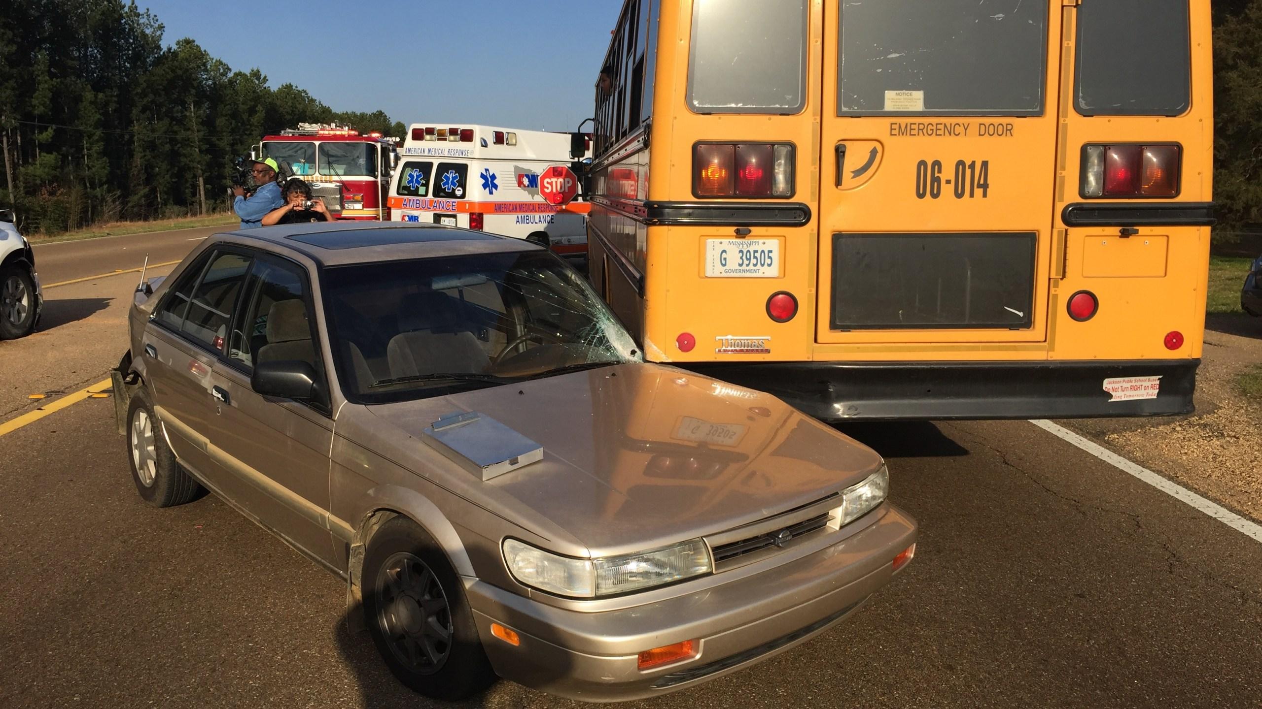 school bus crash 2 on HWY 80_143096