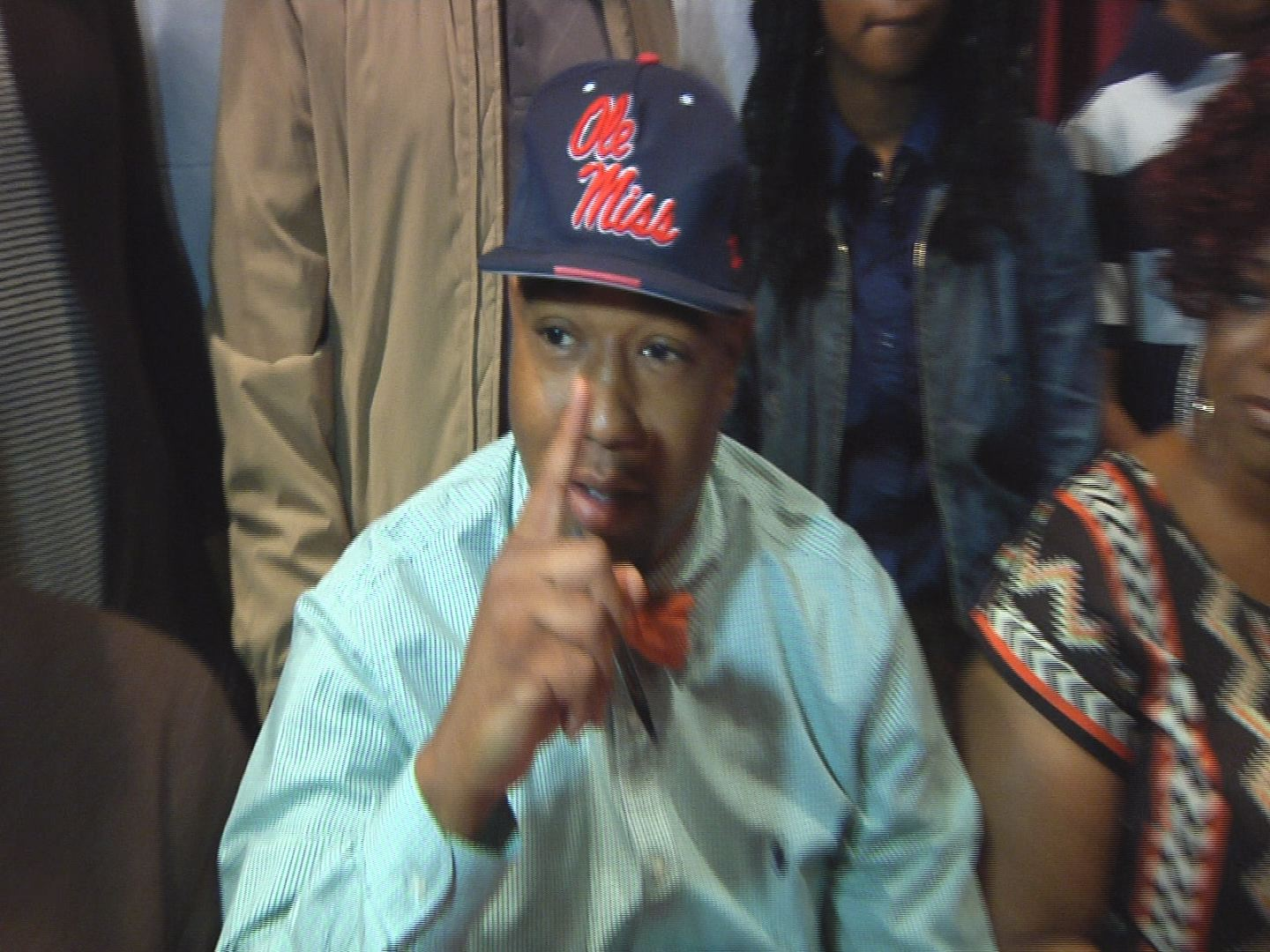 Octavious Cooley Signing Day_122545