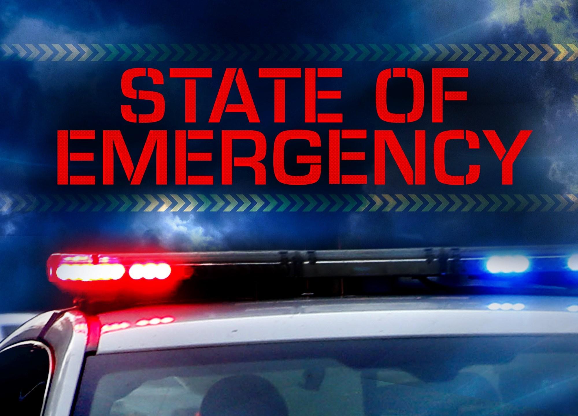 State of Emergency AP_148393