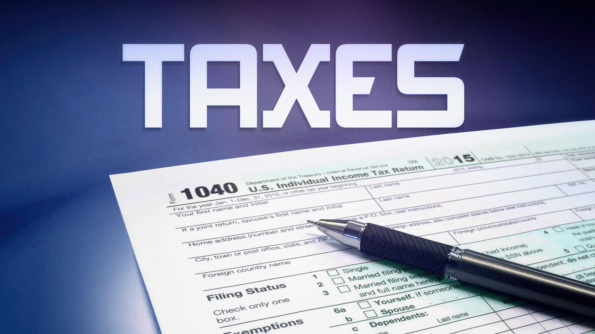Taxes AP_158829