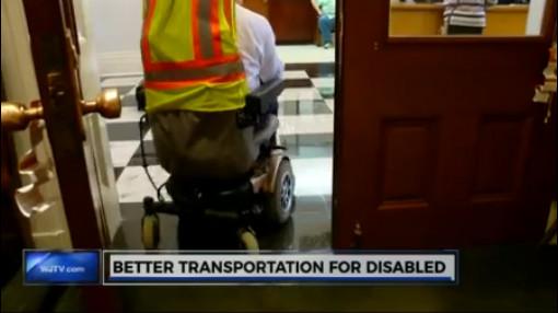 Disabled Transportation_167137