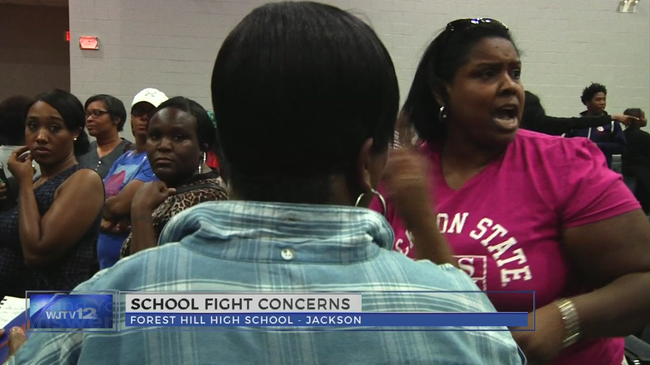 parents react to Forest hill fight_168078