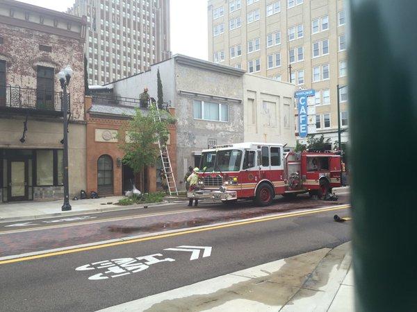 West Capitol St Fire_175289