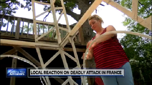 Local reaction on deadly attack in France_192316