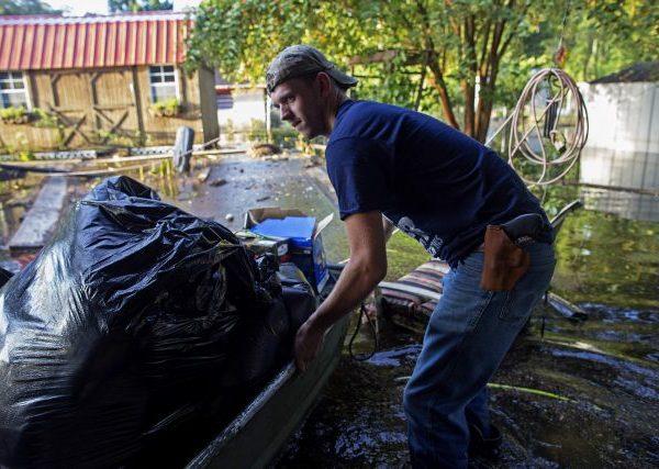 Louisiana Flooding Daniel Stover Photo by Max Becherer, AP Photo_206457