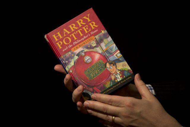 Britain Book Sale Photo by Matt Dunham, AP Photo_188789