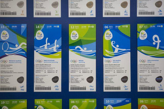 Rio 2016 Olympics tickets AP_958241132639 Photo by Felipe Dana, AP Photo_204694