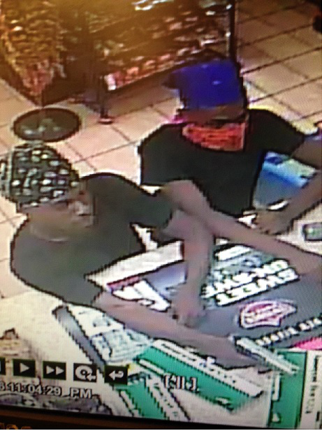 armed robbery suspects Photo by Hattiesburg Police Department_205274