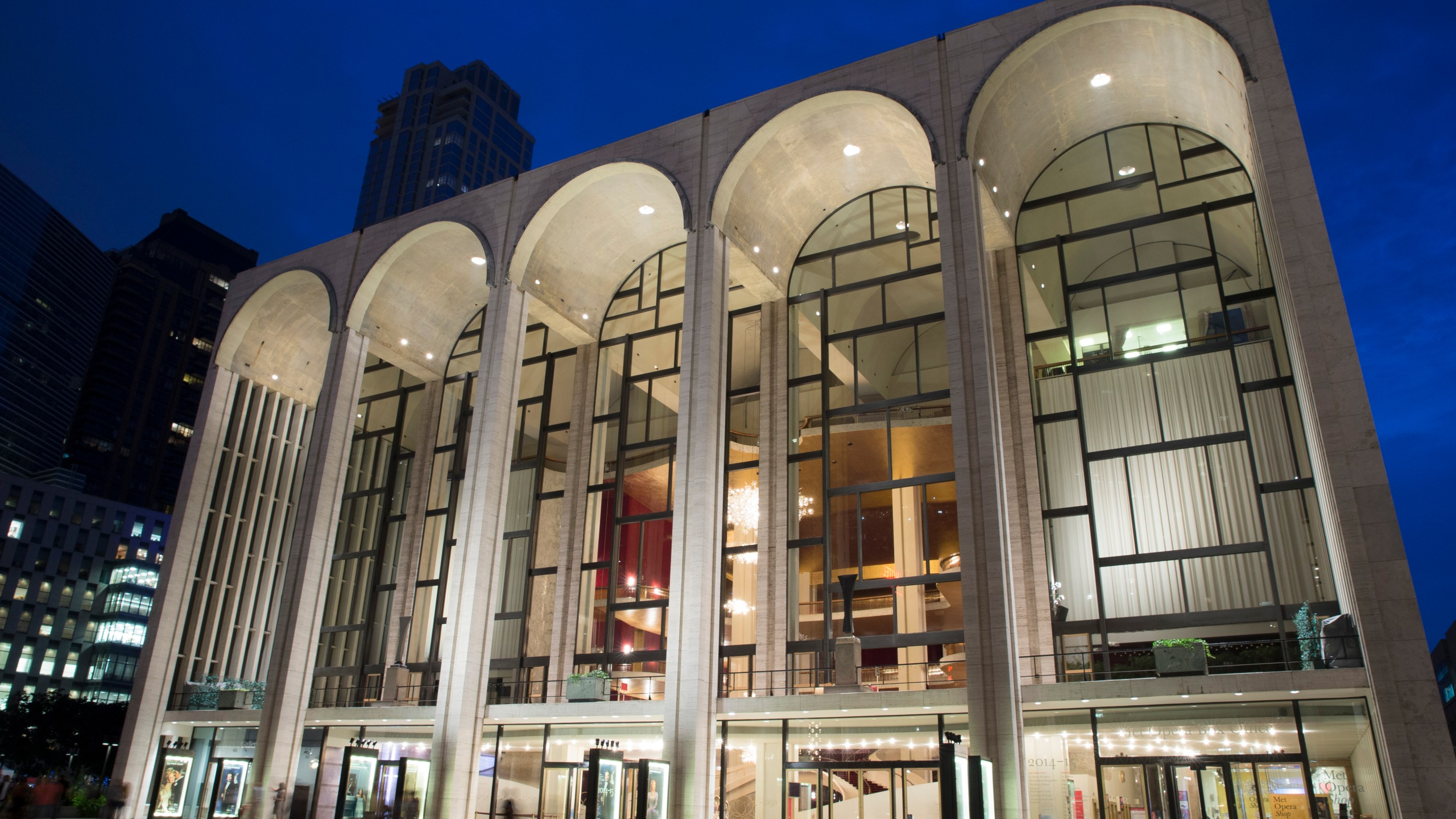 FILE PHOTO Metropolitan Opera House Photo by John Minchillo, AP Photo_217216