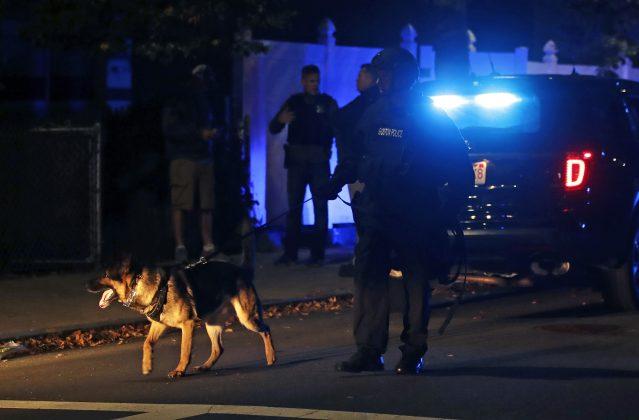 APTOPIX Officers Shot Boston Photo by Charles Krupa, AP Photo_228786