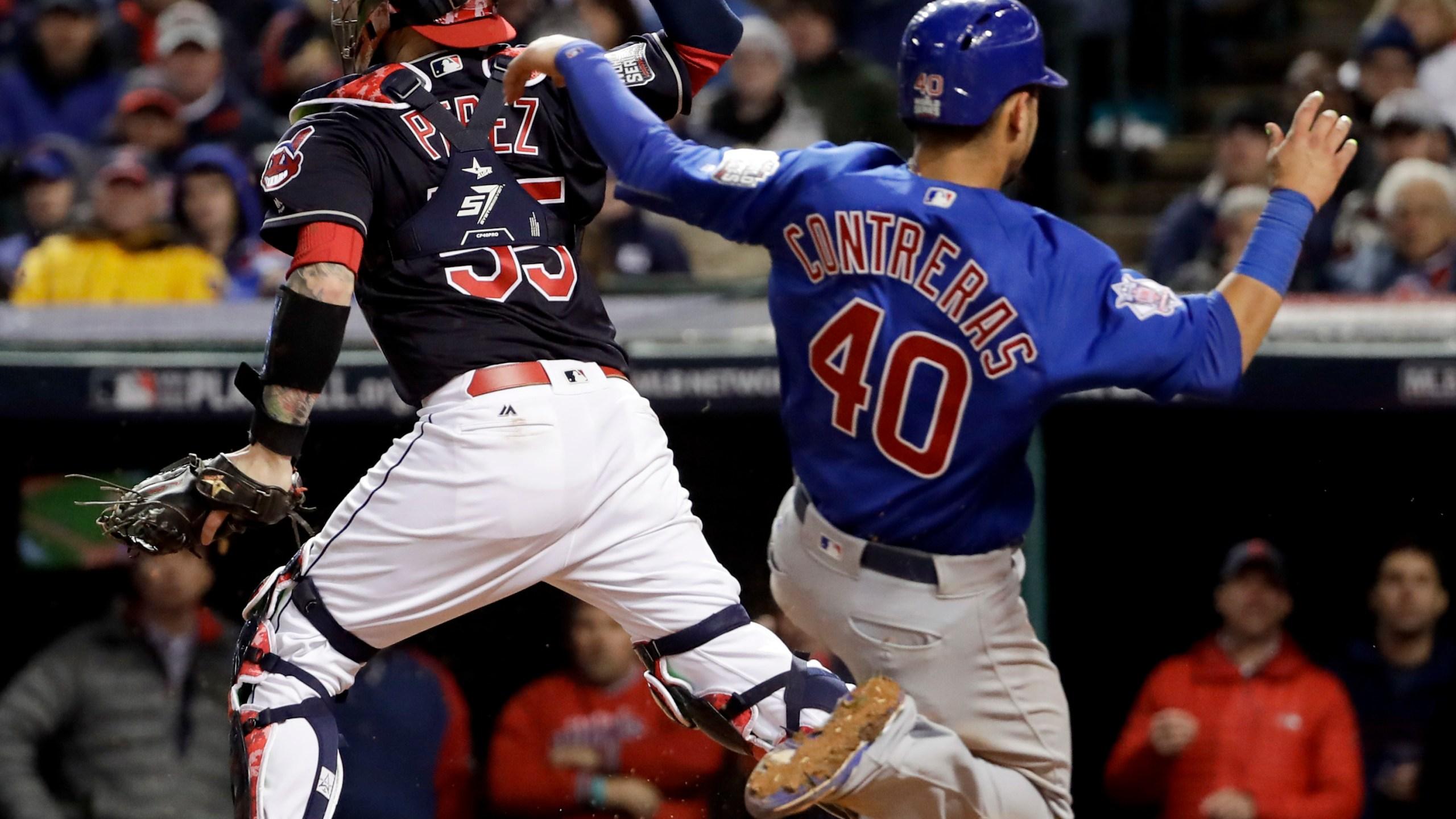 World Series Cubs Indians Baseball Photo by Matt Slocum, AP Photo_234463
