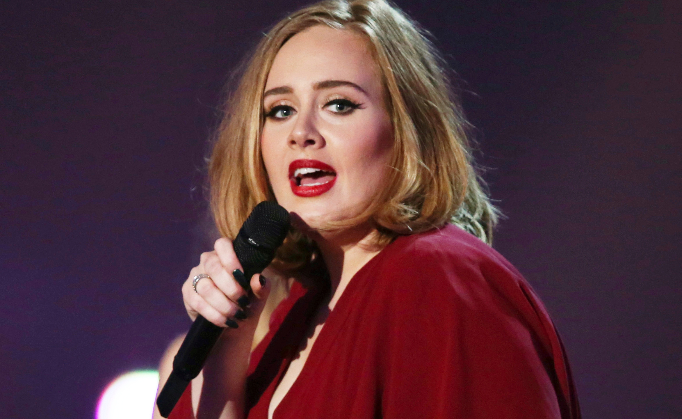FILE PHOTO Adele Photo by Joel Ryan, Invision, AP Photo_235954