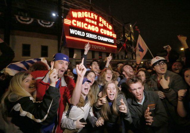 APTOPIX World Series Cubs Indians Baseball Photo by Charles Rex Arbogast, AP Photo_237253