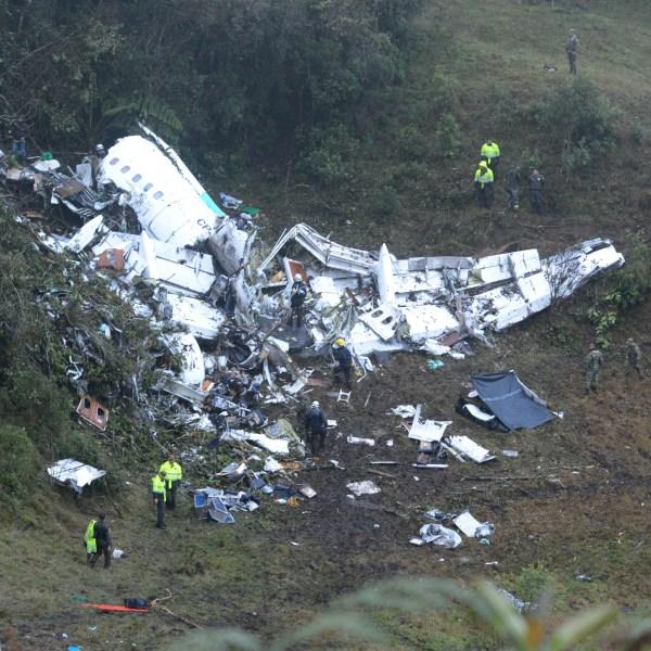 Colombia Air Crash Photo by Luis Benavides, AP Photo_247953