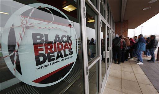 Black Friday Sales, Shoppers, J.C. Penny_222152
