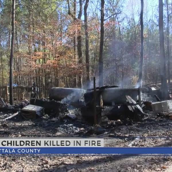 Three boys die in Attala County house fire