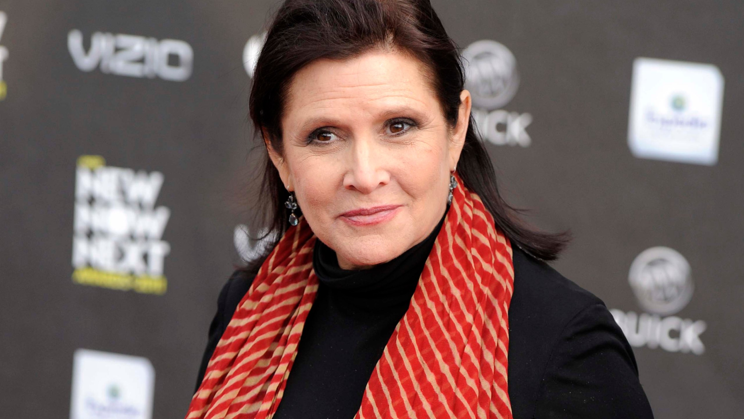 Carrie Fisher Photo by Chris Pizzello, AP Photo_259357