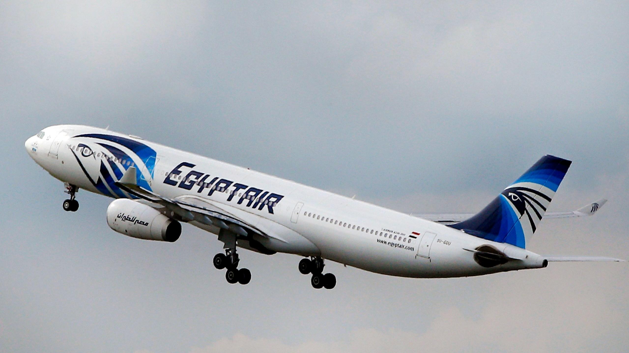 FILE PHOTO Mideast Egypt Plane EgyptAir Photo by Christophe Ena, AP Photo_255139
