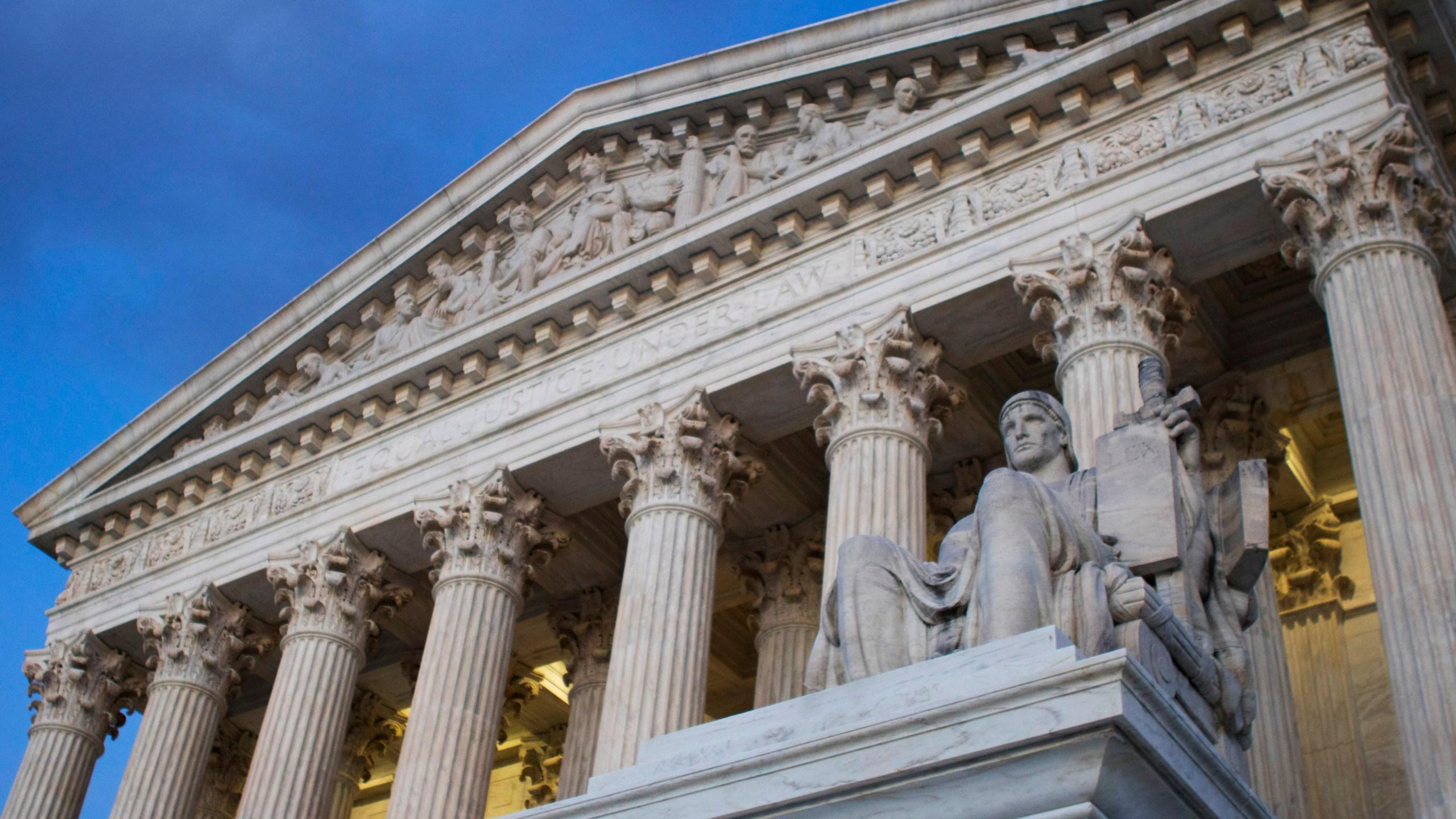 FILE PHOTO Supreme Court Photo by Jon Elswick, AP Photo_253696
