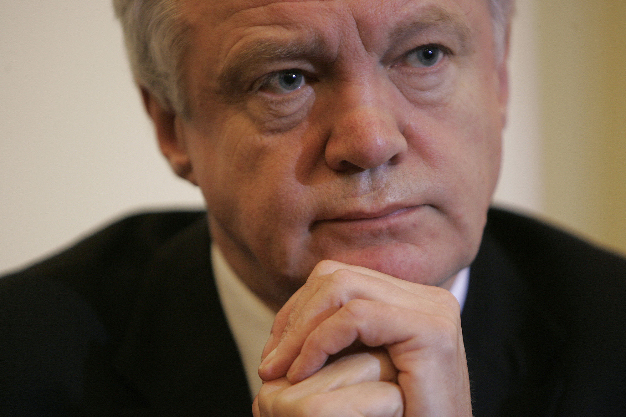 FILE PHOTO David Davis Britain BrexitPhoto by Alastair Grant, AP Photo_252686