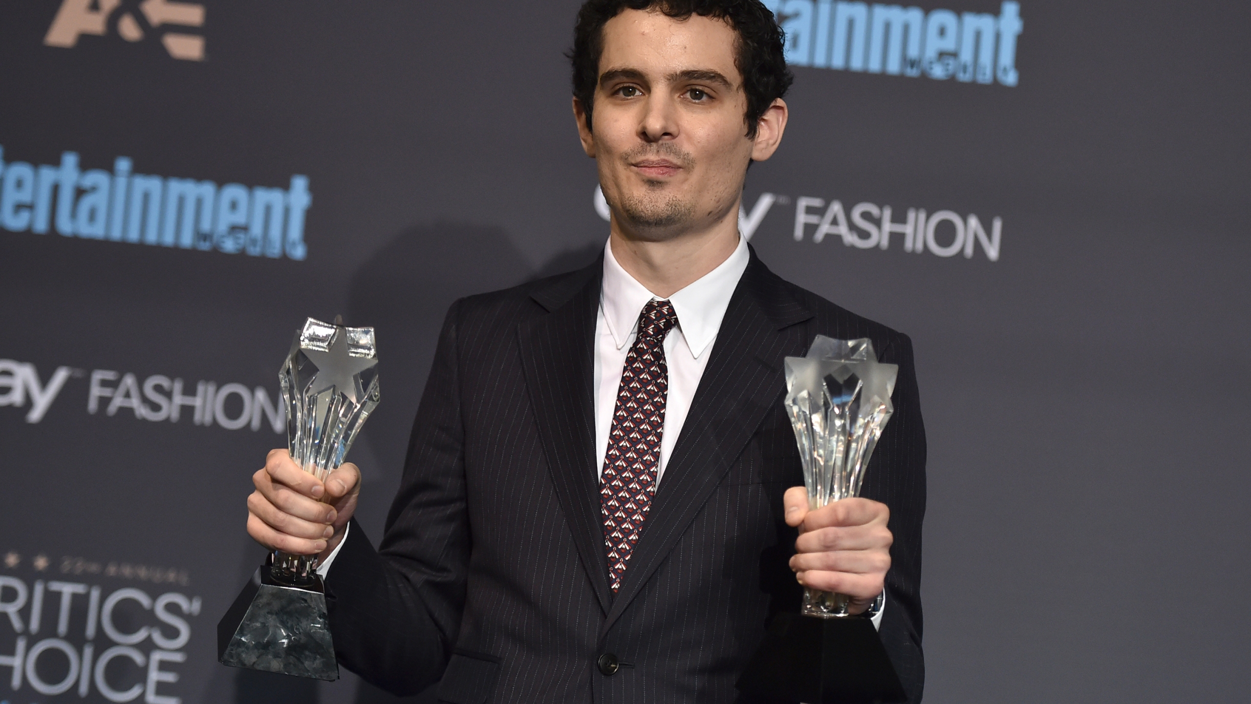 FILE PHOTO Damien Chazelle Photo by Jordan Strauss, Invision, AP Photo_253600