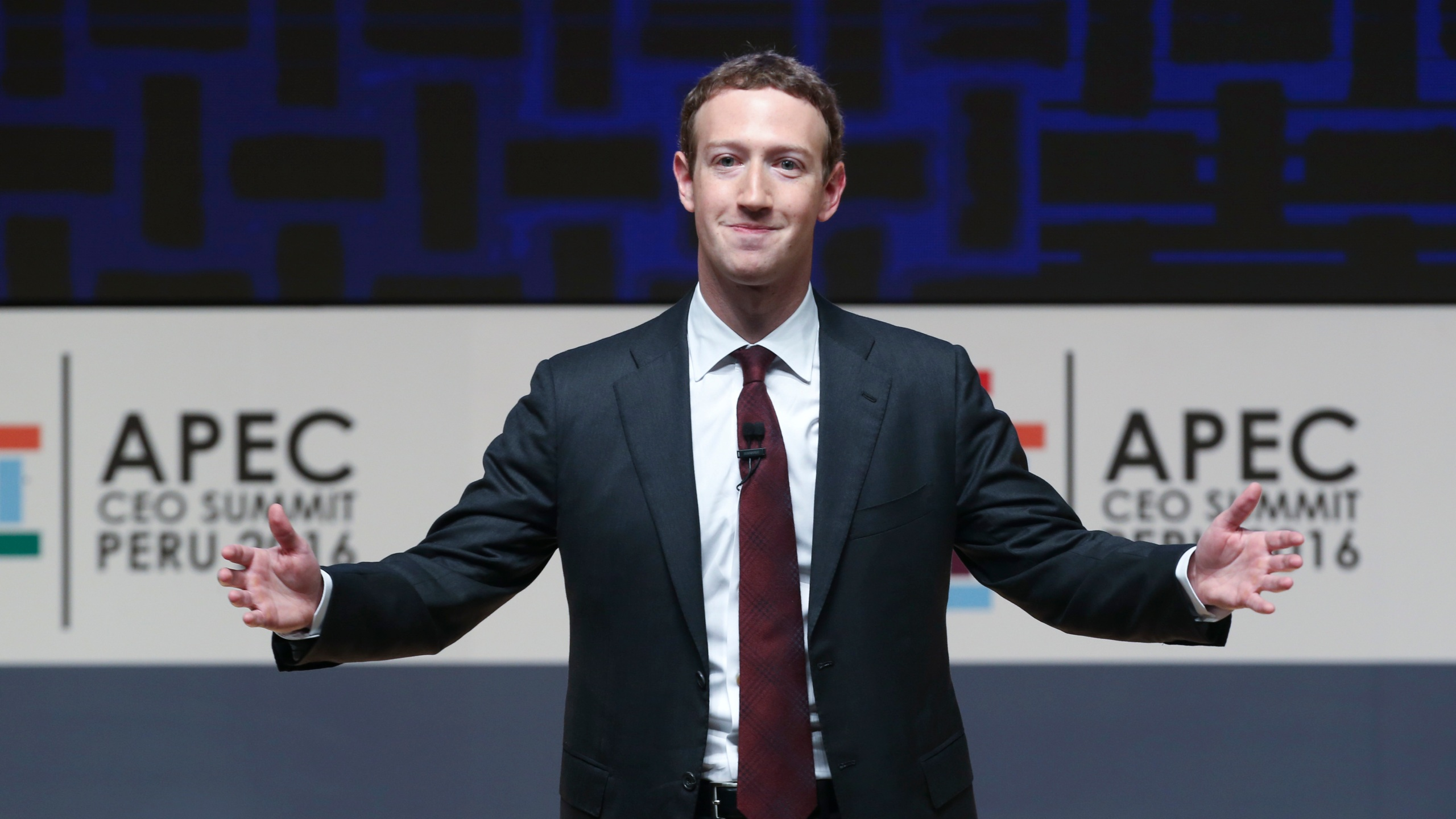 FILE PHOTO Mark Zuckerberg Photo by Esteban Felix, AP Photo_257506