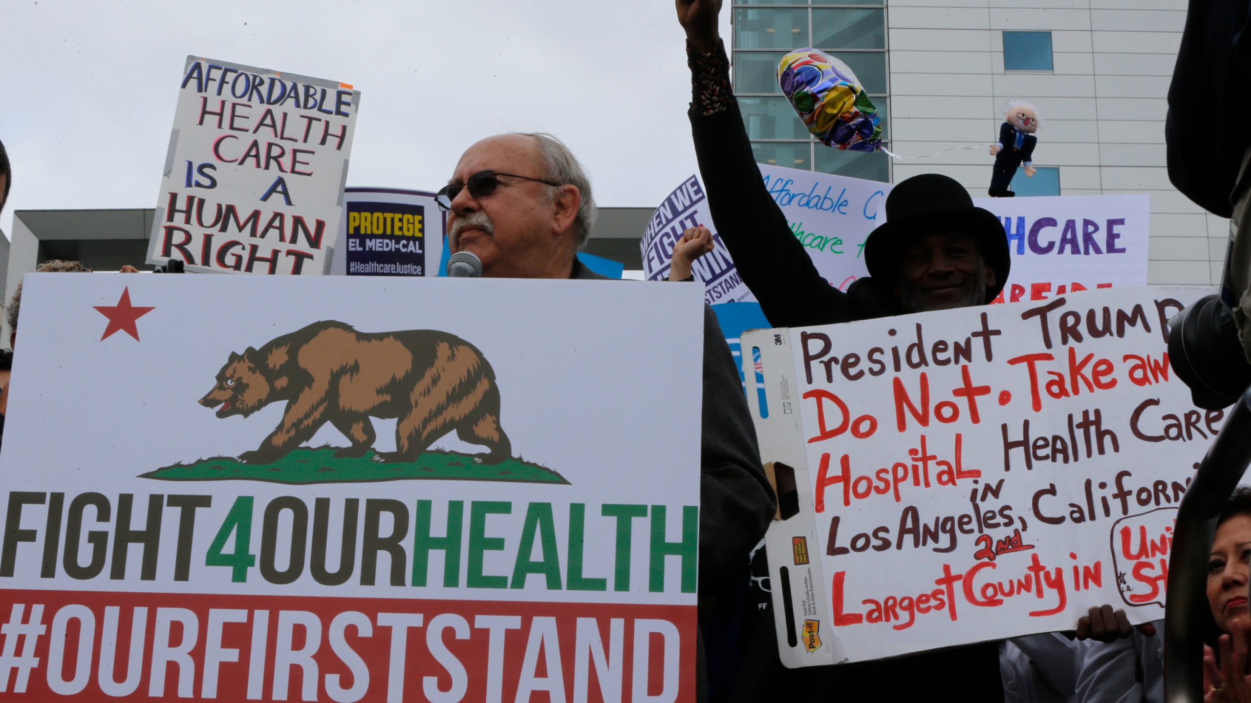 Health Care Rallies Photo by Damian Dovarganes, AP Photo_266261