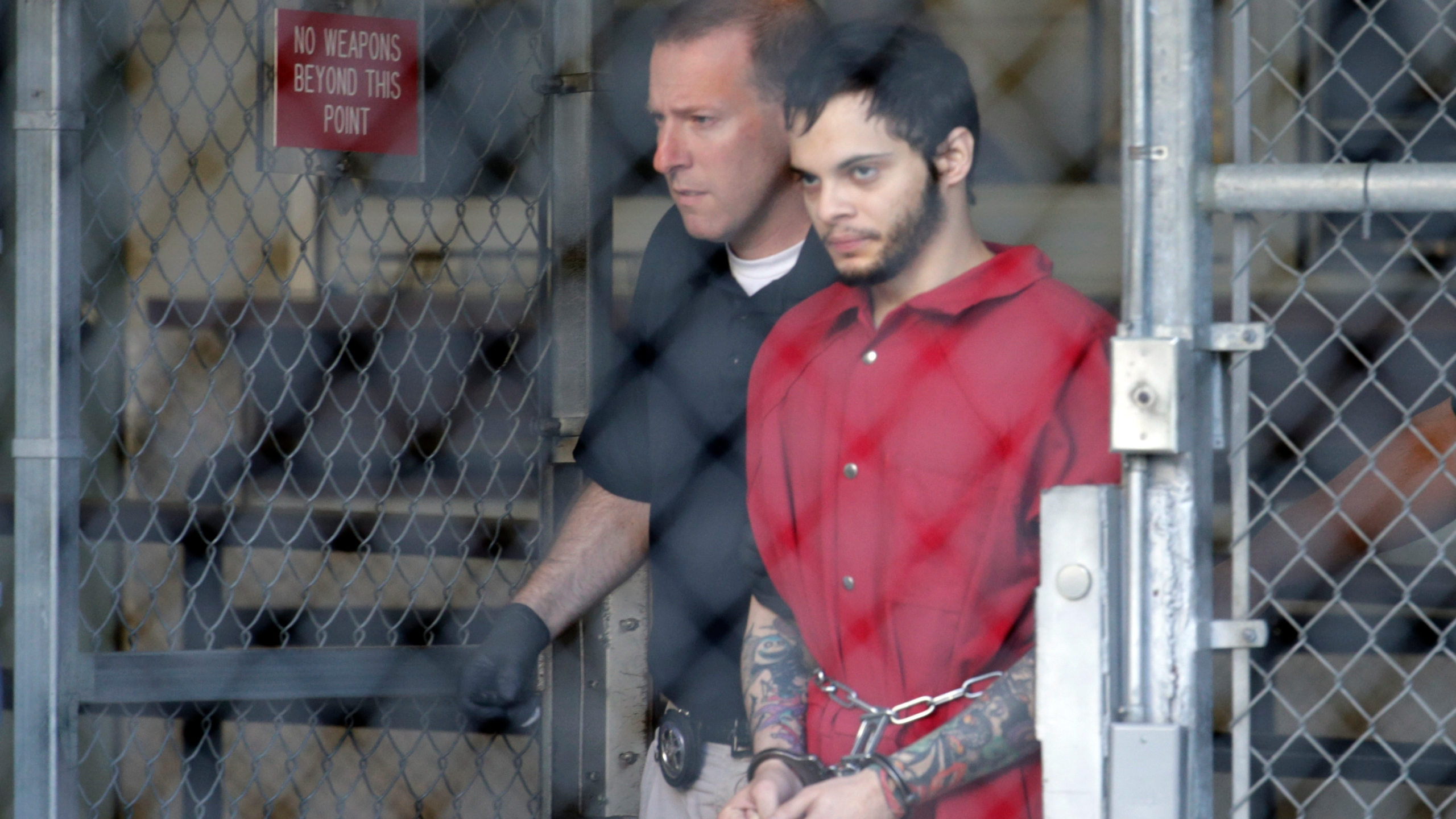 Esteban Santiago Photo by Lynne Sladky, AP Photo_272081