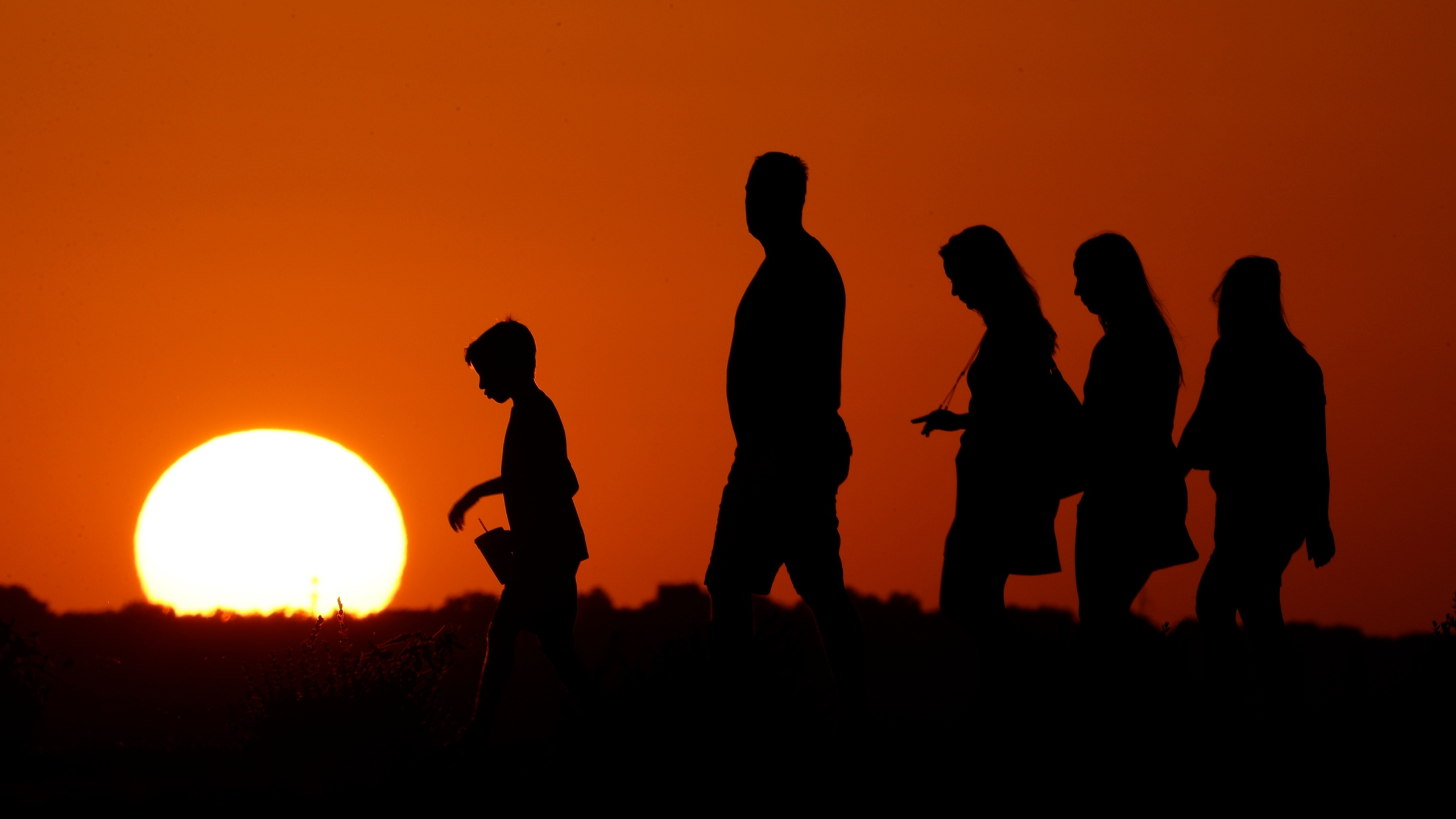 Hottest Year, Global Warming Photo by Charlie Riedel, AP Photo_267162