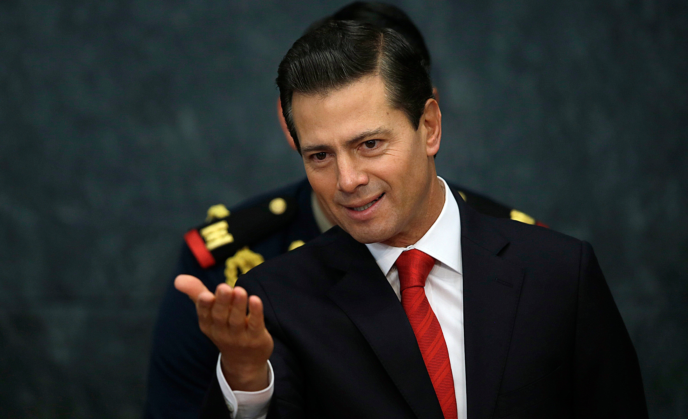 Enrique Pena Nieto Photo by Marco Ugarte, AP Photo_270581