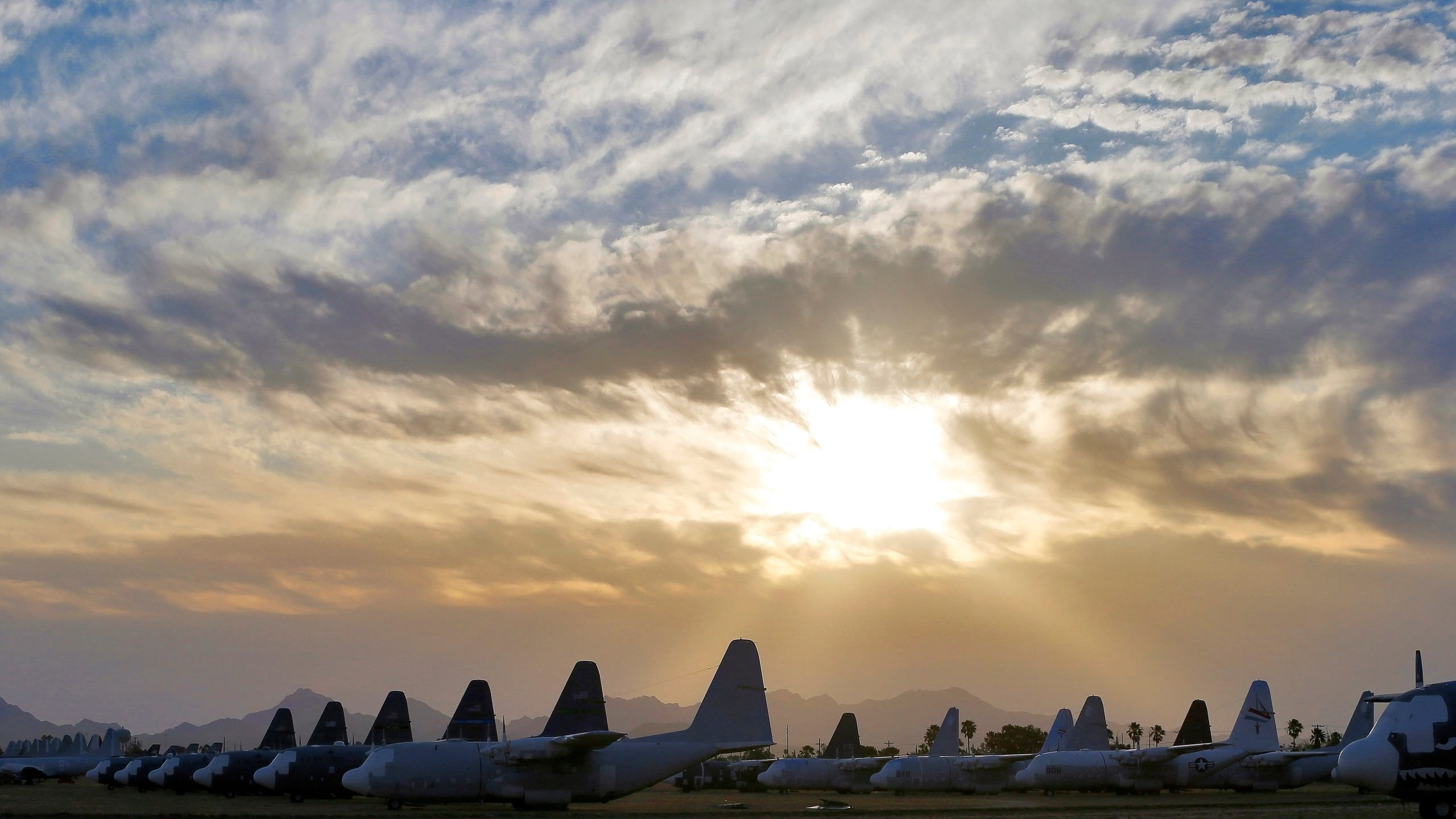Military Aircraft Boneyard Photo Essay Photo by Matt York, AP Photo_269064