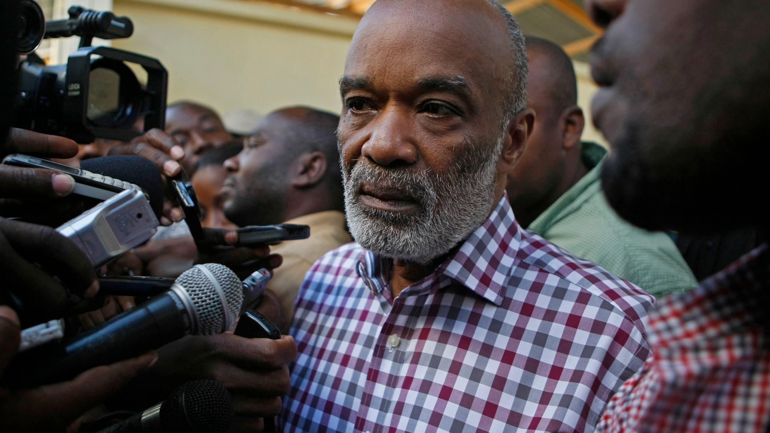 Haiti's President Rene Preval Haiti Elections Photo by Alexandre Meneghini, AP Photo_292458
