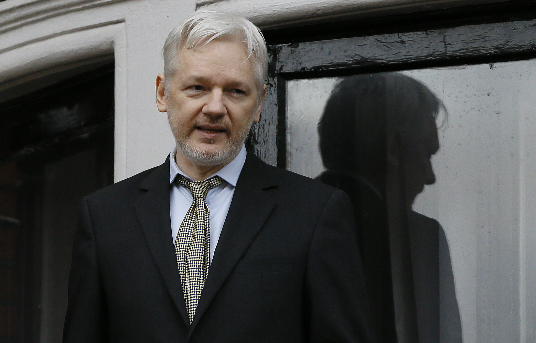Britain Julian Assange Photo by Kirsty Wigglesworth, AP Photo_295591