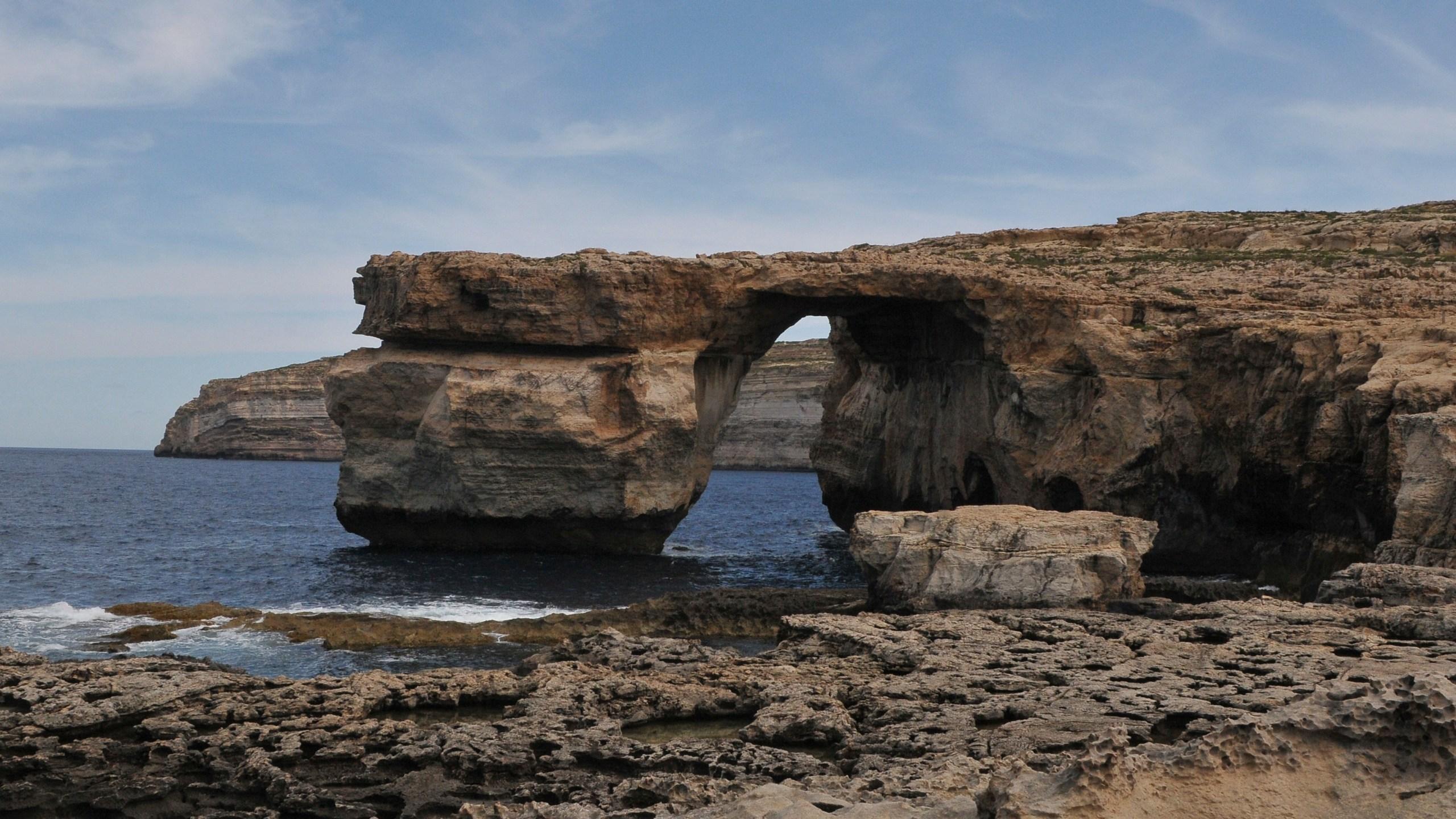 Malta Azure Window Collapse Photo by Christian Mangion, AP Photo_294994