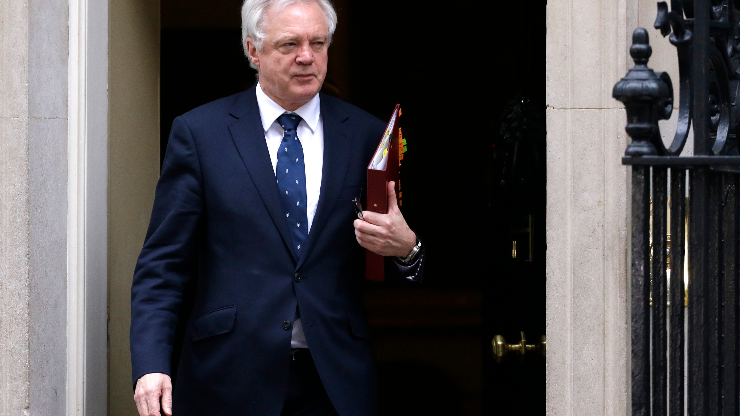 Britain Brexit, David Davis Photo by Alastair Grant, AP Photo_305930
