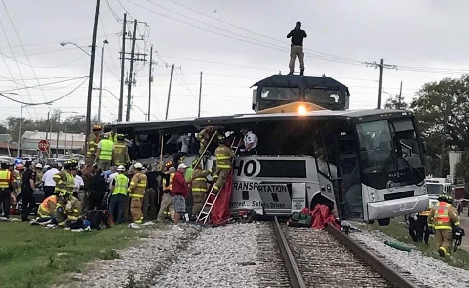 Train vs. Charter Bus in Biloxi Courtesy SunHerald2_294521