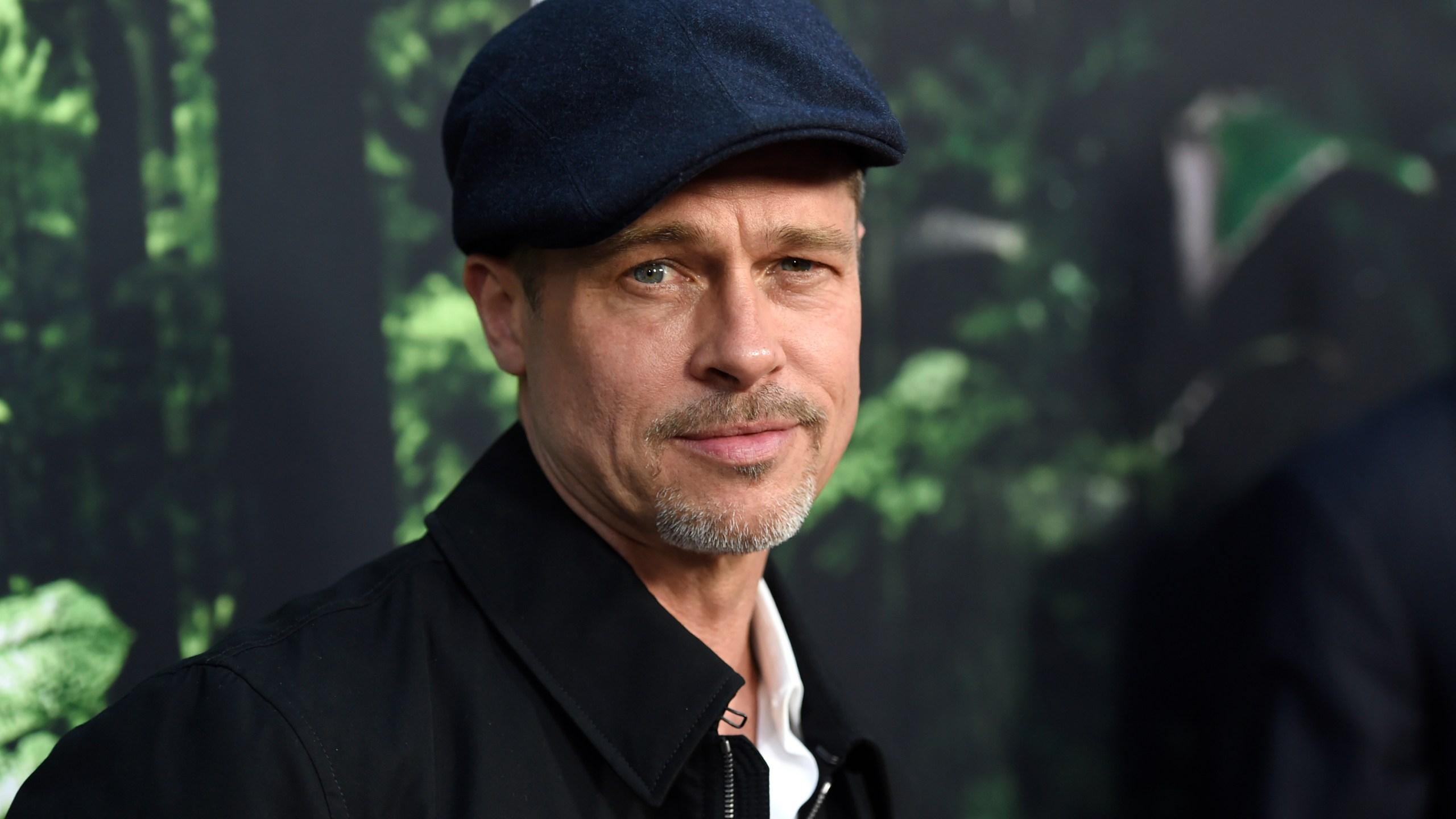 Brad Pitt Photo by Chris Pizzello, Invision, AP Photo_309478