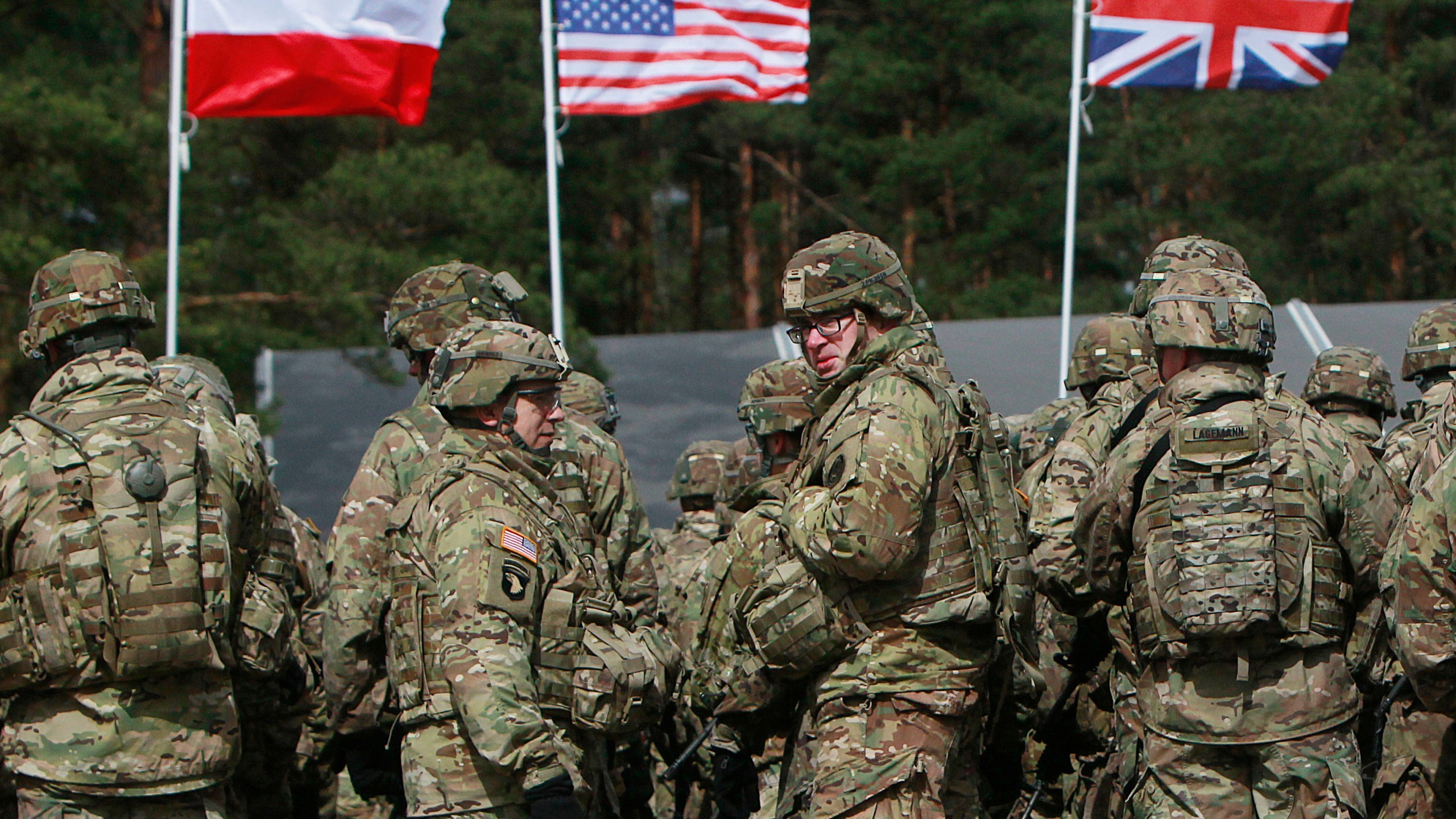 Poland NATO Troops Photo by Cazrek Sokolowski, AP Photo_312865