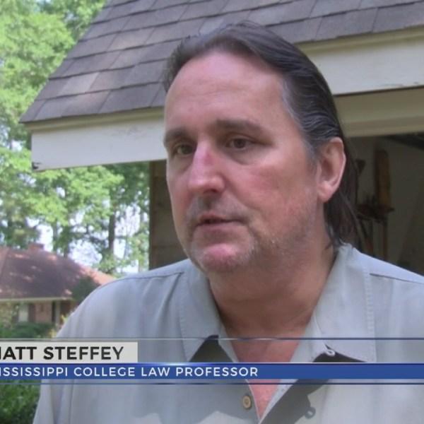 Mississippi College Law Professor Matthew Steffey on Travel Ban 05102017